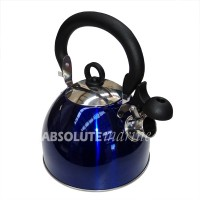 2.5L Whistling Kettle - Blue