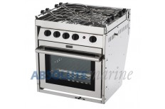 Force 10 - 4 Burner Gimballed Oven
