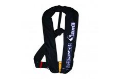 Sigma Manual Lifejacket - Black