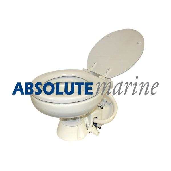 Ocean Tech Electric toilet - Space Saver