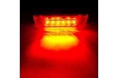 Slimline Submersible Red LED Strip Light