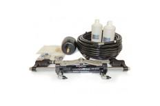 Hydraulic Outboard Steering - maXtek Complete Bullhorn Kit