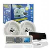 "Bluetooth 5.25"" Mechless DNA Audio Pack"