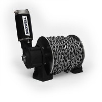 Maxwell Tasman 6-6 Drum Winch