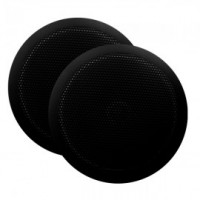 "Majestic Ultra slim 6"" Speakers  Black"