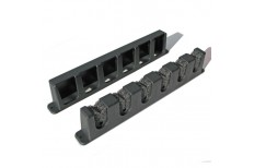 6 Rod Storage Rack