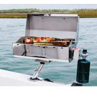 Stow & Go Barbecue - (Coleman Cannister type)