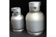 Alloy Gas Bottles