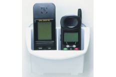 Boaties Mate GPS / Cell Caddy - White