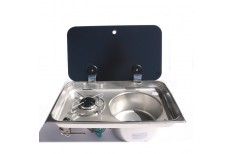 Combination Hob & Sink