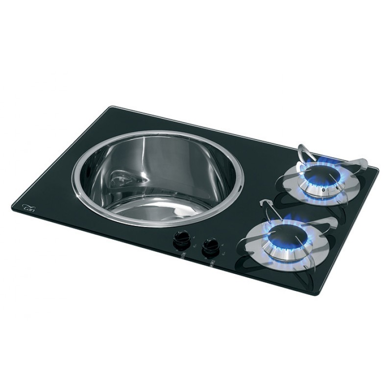 Perfect This Compact 3 Burner Marine Grade Stainless Steel Hob Provides Excellent Cooking Capacity And Is Ideal For Fitting To Caravans, Campervans, RVs, Motorhomes, Boats, Launches And Yachts Please Note Deliveries Are Within North &amp