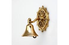 Ship Wheel Bell