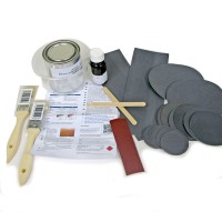 Davit Pad glue kit or Inflatable Boat Repair Kit-PVC