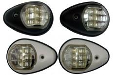 LED Navigation Lights - Black