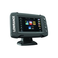Lowrance Elite-5 Ti Mid/High/TotalScan™ with AUS/NZ Nav+ Card