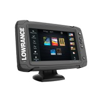 Lowrance Elite-7 Ti Mid/High/TotalScan™ with AUS/NZ C-Map