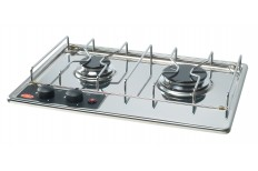 Built-in 2 Burner