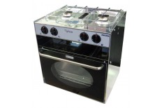 Stove 2 Burner with Grill
