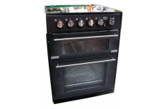 Spinflo MK3 Caprice Gas 4 Burner + Oven & Grill - Charcoal