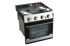 Spinflo TRIPLEX Rapid Gas 3 Burner + Oven & Grill