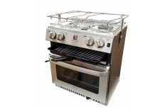 MaXtek Oven, with 2 burner & Grill