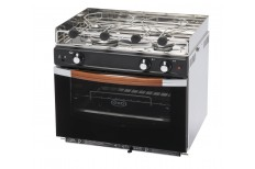 ENO Gascogne - 2 Burner, SS Oven with Grill