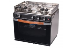 ENO Gascogne - 3 Burner, SS Oven with Grill