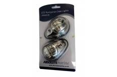 LED Navigation Lights Stainless