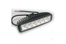 Deck LED Flood Light - Black