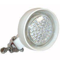 FloodLight Mounted - 54 LEDs - 24V white