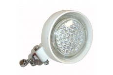 Floodlight - 54 LEDs - 12V white