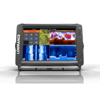 Lowrance Elite-9 Ti Mid/High/TotalScan™ with AUS/NZ C-Map