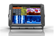 Lowrance Elite-12 Ti Mid/High/TotalScan™ with AUS/NZ Nav+ Card