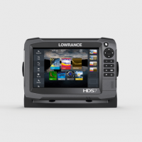 HDS-7 Gen3 with Totalscan transducer