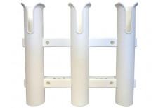 3 Rod Holder and Storage Rack