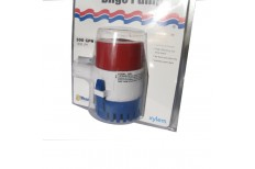 Bilge Rule 500GPH Submersible Bilge Pump