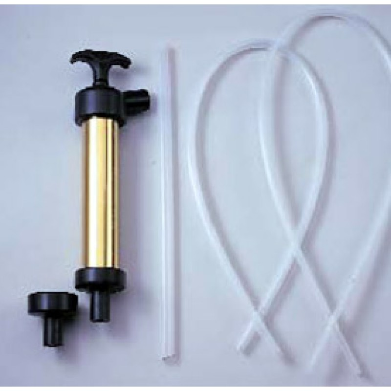 Hand Oil Pump With Brass Body Absolute Marine