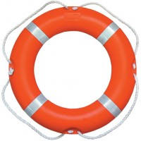 Lifebuoy Ring SOLAS 2.5kg with Reflective Tape
