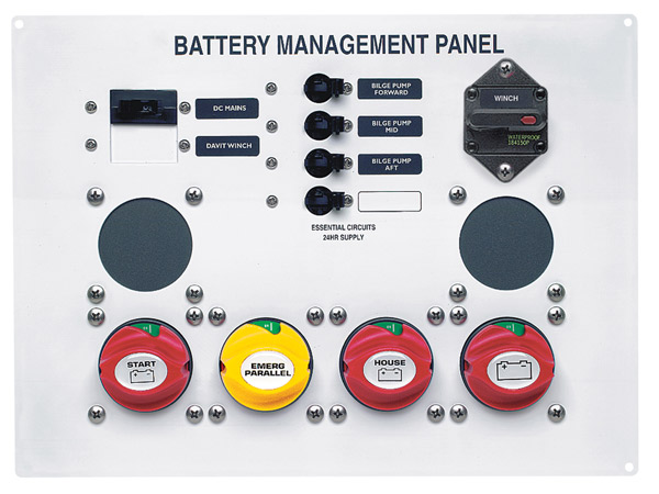 Bep 800 ms1 battery management panel absolute marine bep 800 ms1 battery management panel cheapraybanclubmaster Gallery