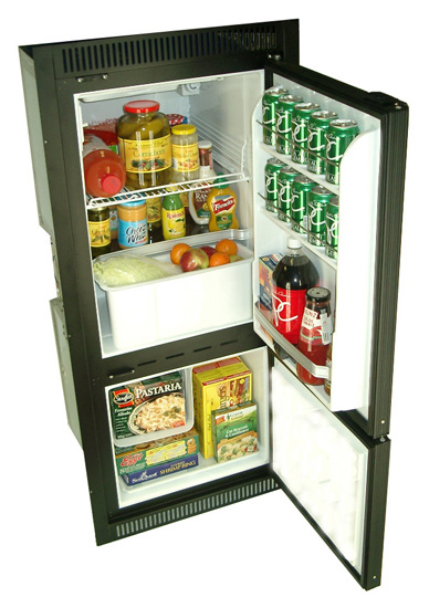 RFU8220 251L 12v, 24v Fridge/Freezer | Absolute Marine