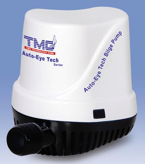 TMC Automatic Bilge Pump 500 GPH, 12V   Absolute Marine on