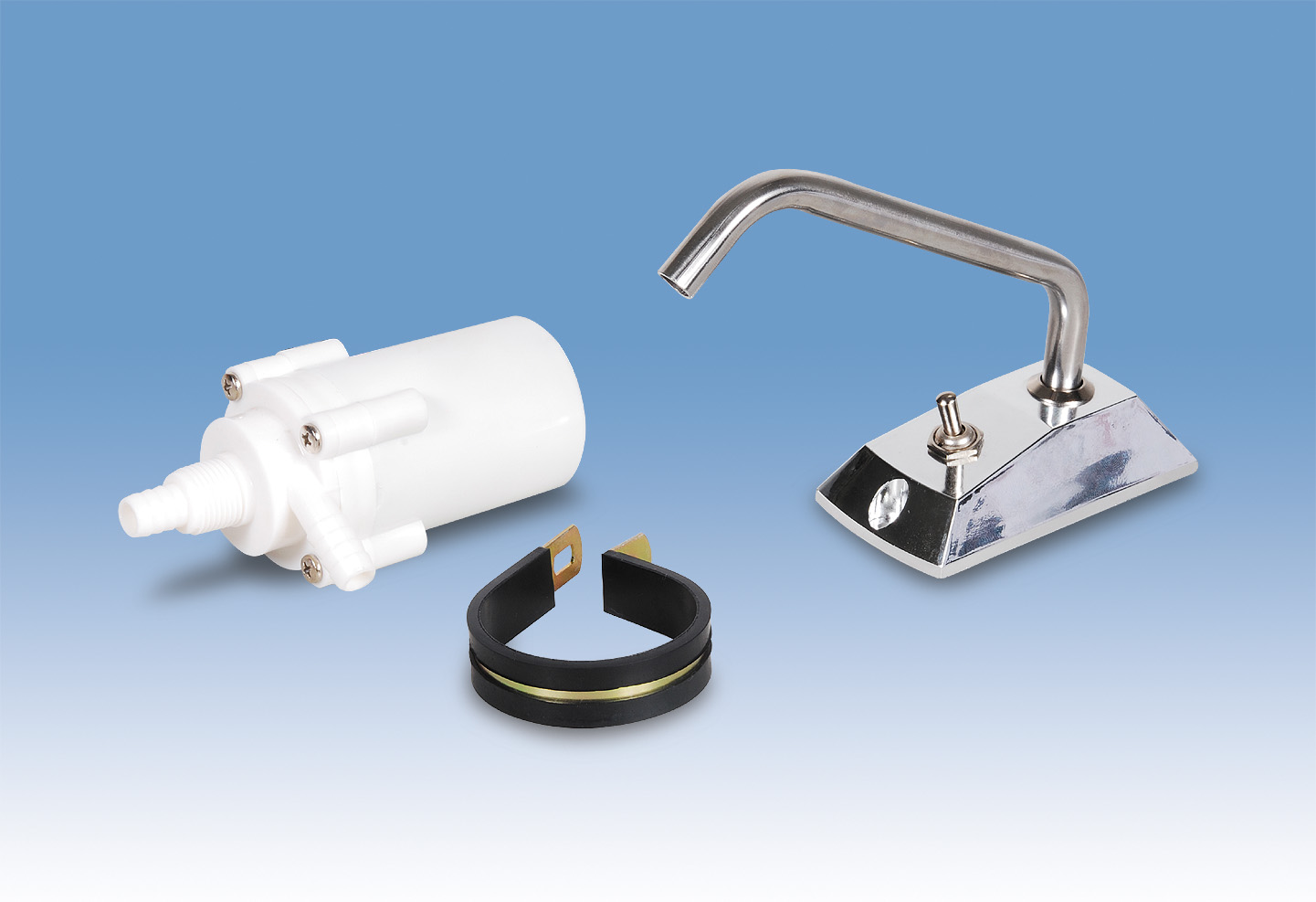 Galley Pump & Faucet | Absolute Marine