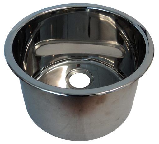 Deep Round Marine Sink | Absolute Marine